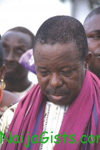 king sunny ade evicted from omole estate in ikeja, Lagos