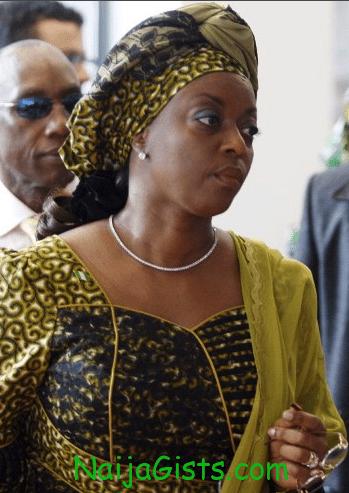 nigeria oil minister Dieziani Madueke