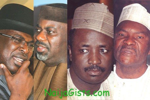 supreme court of nigeria fires five governors
