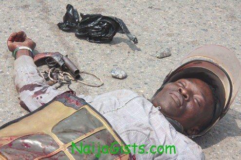 okada robbers shot in lagos