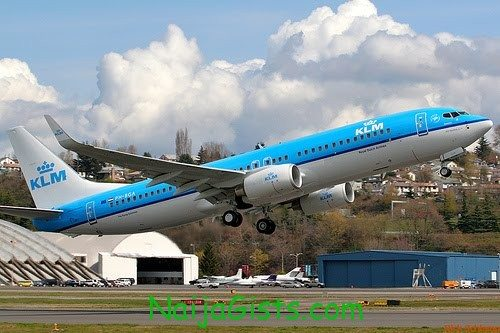klm flights cancelled over strike in nigeria