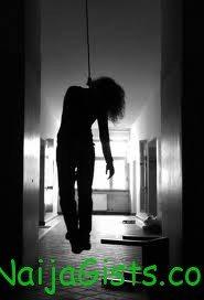 Towobola Adeniran ilorin student commits suicide