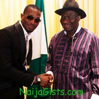 dbanj's remark on fuel subsidy removal in nigeria