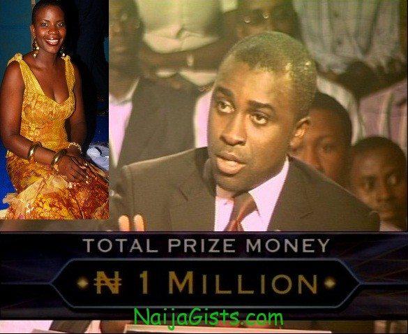 frank edoho who wants to be a millionaire presenter nigeria