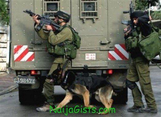 israel to help nigeria in tackling boko haram