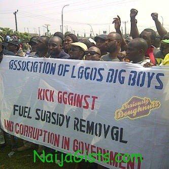 lagos big boys association protest