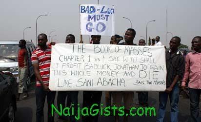 federal government 65 naira per litre