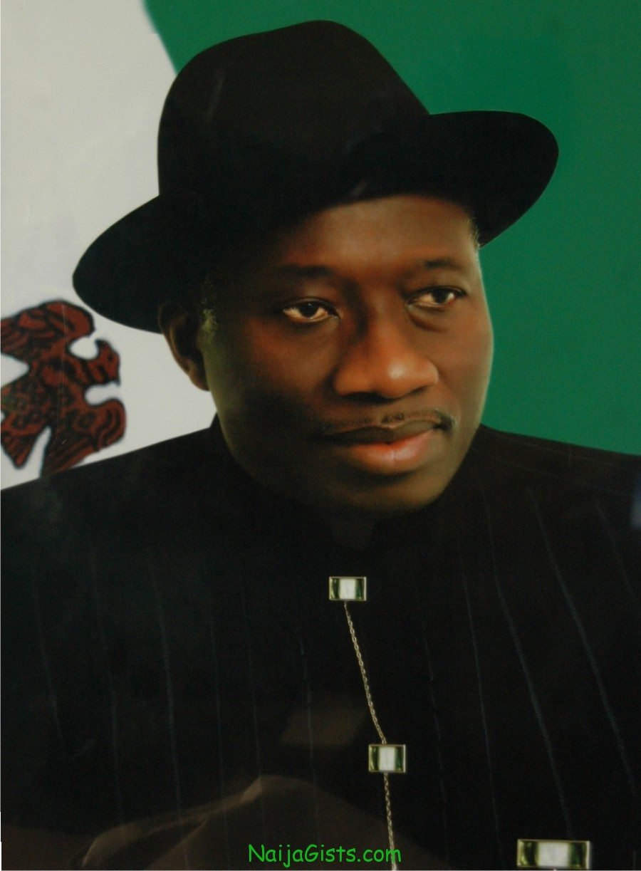 president jonathan incompetence