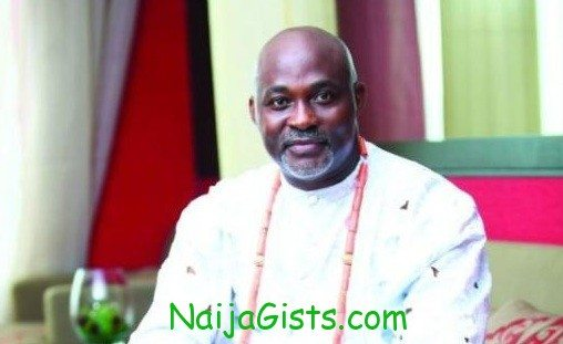 Richard mofe damijo death rumour