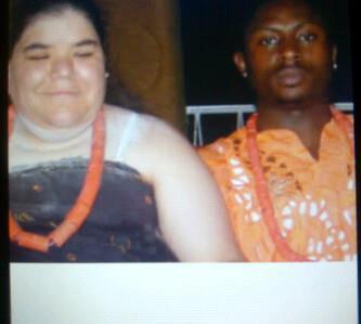23 yr old Nigerian man marries 68 year old Greek lover