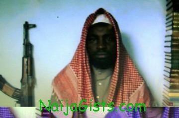 abdul qaqa boko haram spokesman arrested