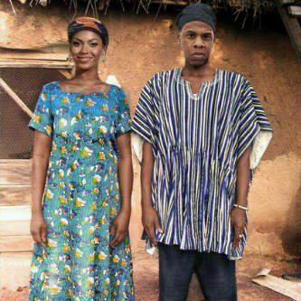 beyonce and jazz in nigeria