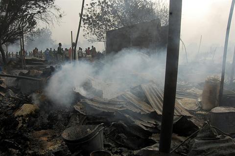 boko haram attack in maiduguri market