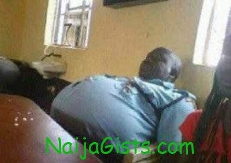 nigerian police force jokes