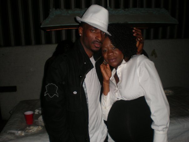 toni payne is pregnant for 9ice