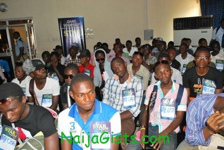 latest auditions in nigeria