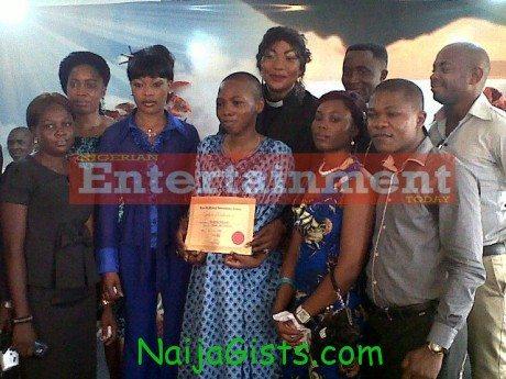 Eucharia Anunobi - Ordained a pastor in nigeria