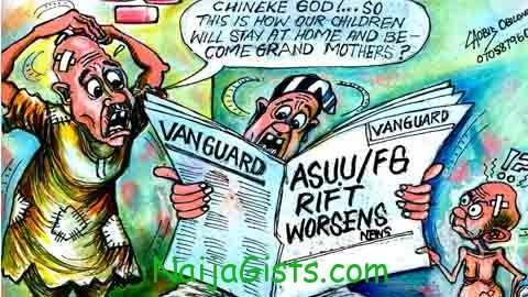 has ASUU suspends strike