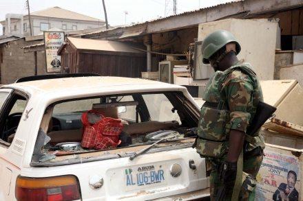bomb blast at christ embassy
