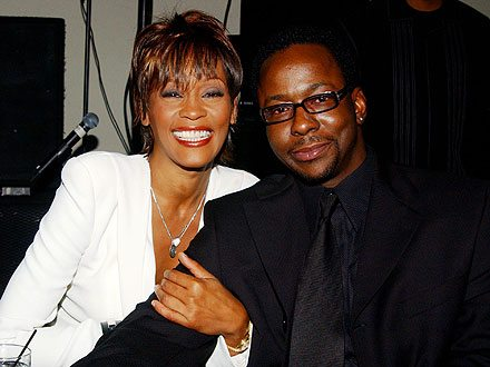 bobby brown banned from whitney houston funeral