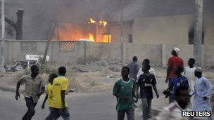 boko haram attack on valentines day