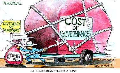 nigeria senate budget fraud