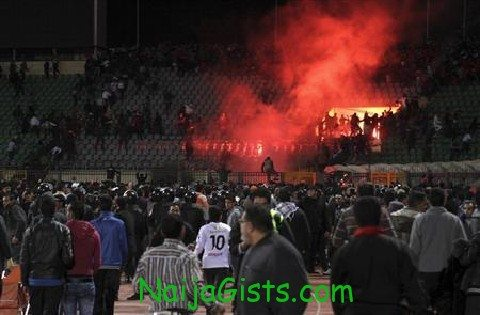 egyptian soccer violence