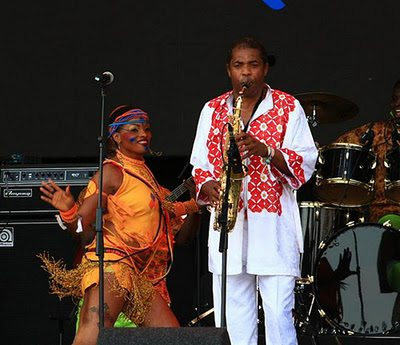 bose ajila and femi kuti