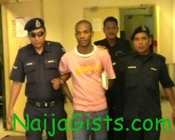 nigerian man sentenced to death in malaysia for drug trafficking