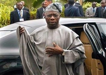 Obasanjo peace envoy in senegal
