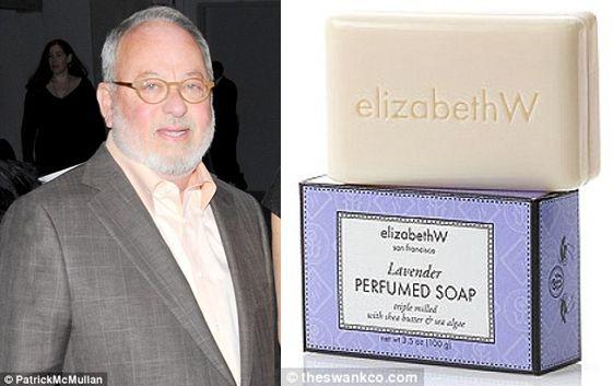 millionaire spent millions on soap