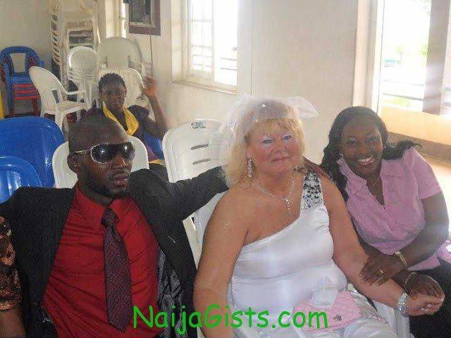 26 years Old Nigerian Man Marries 63 Years Old American Woman 2
