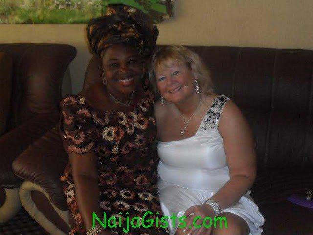 26 years Old Nigerian Man Marries 63 Years Old American Woman 3
