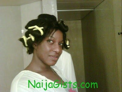 chika ike without make up