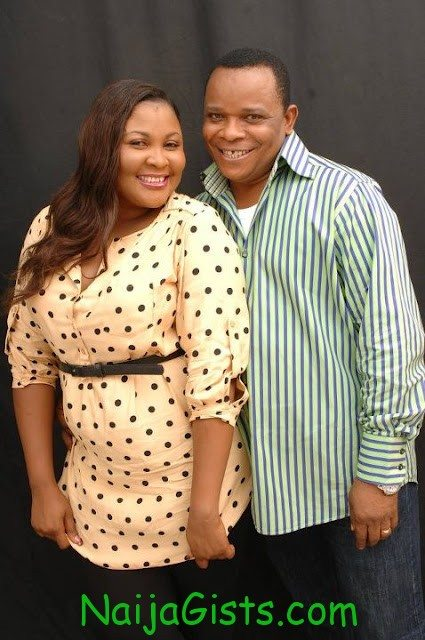 Ireti Osayemi Bakare and husband