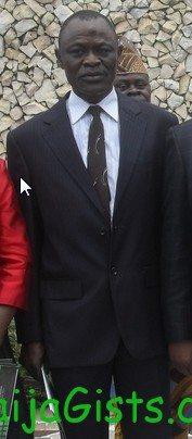 Prof. Patrick Muoboghare
