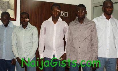 boko haram members who murdered foreigners in nigeria