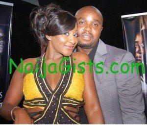 ini edo and husband
