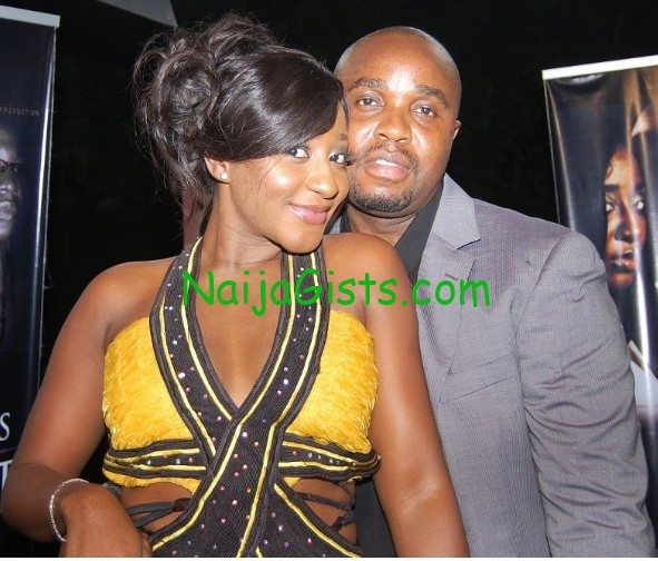 ini edo and husband