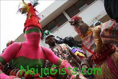 masquerade kills 2 university student in oko anambra state