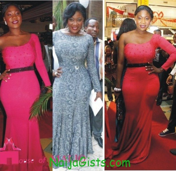 mercy johnson 2012