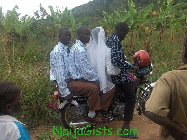naija funny wedding picture www.naijagists.com
