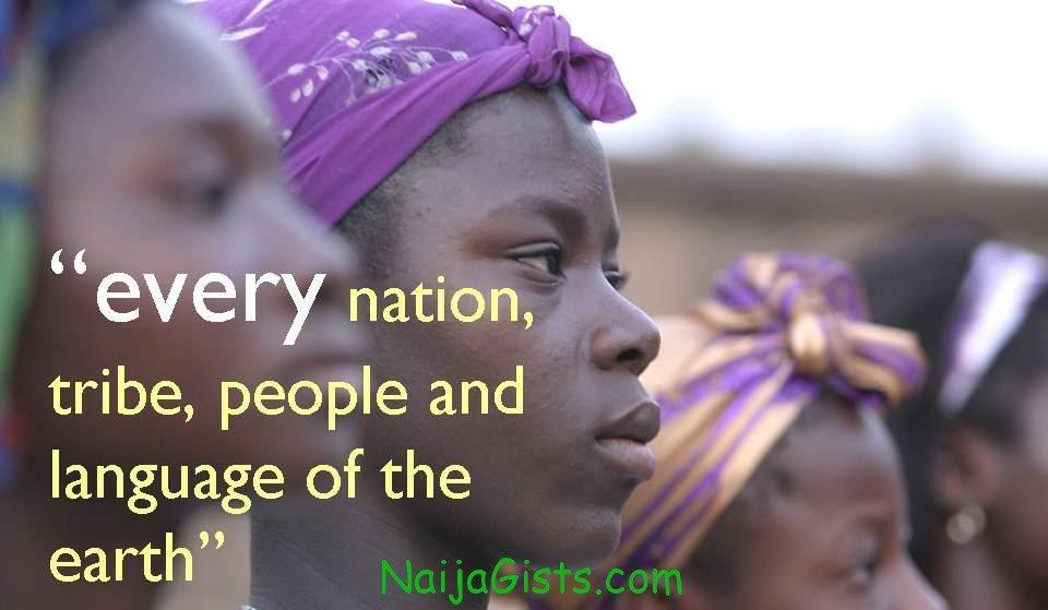 languages in nigeria