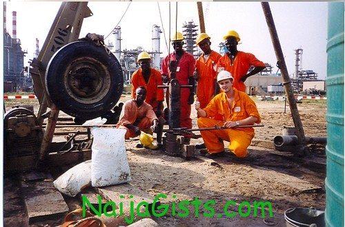 nigerian oil expatriates