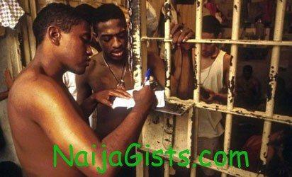 nigerians in brazil prisons