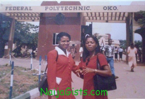 riot at federal polytechnic oko
