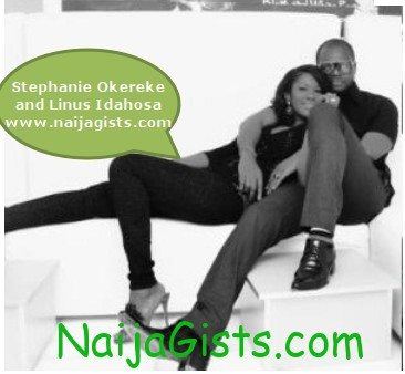 stephanie okereke and linus idahosa 2