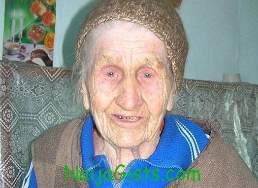 105 years old grandma commits suicide