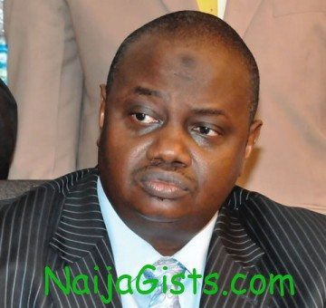 EFCC boss, Ibrahim Lamorde