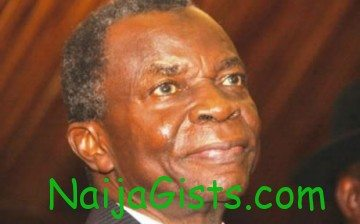 Suspended President of the Court of Appeal, Justice Ayo Salami